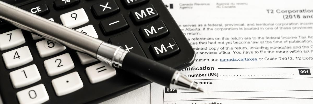 HMRC corp tax Bill